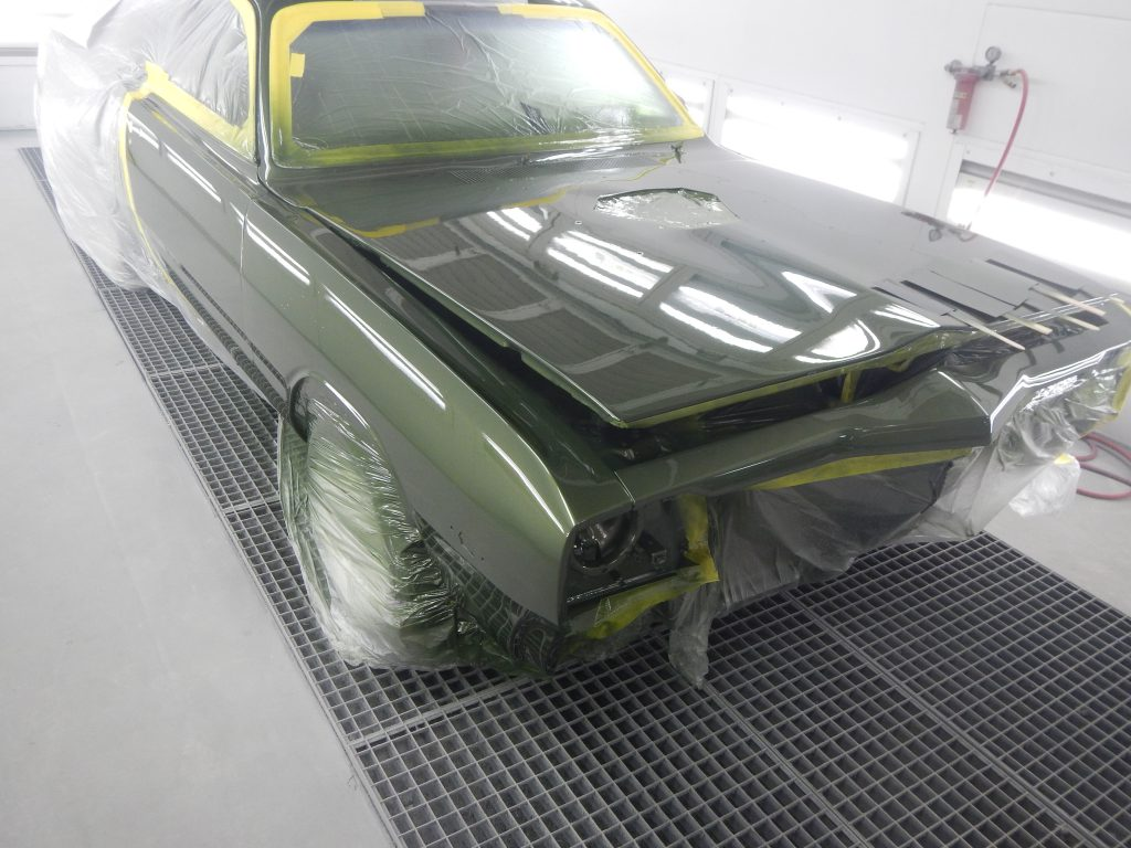 Collision Restoration & Auto Body Repair